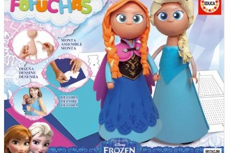 Juguetes Manualidades Fofuchas Disney Frozen Elsa Ana Juguetes Manualidades