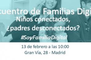 I Encuentro Familias Digitales Soy Familia Digital Telefónica