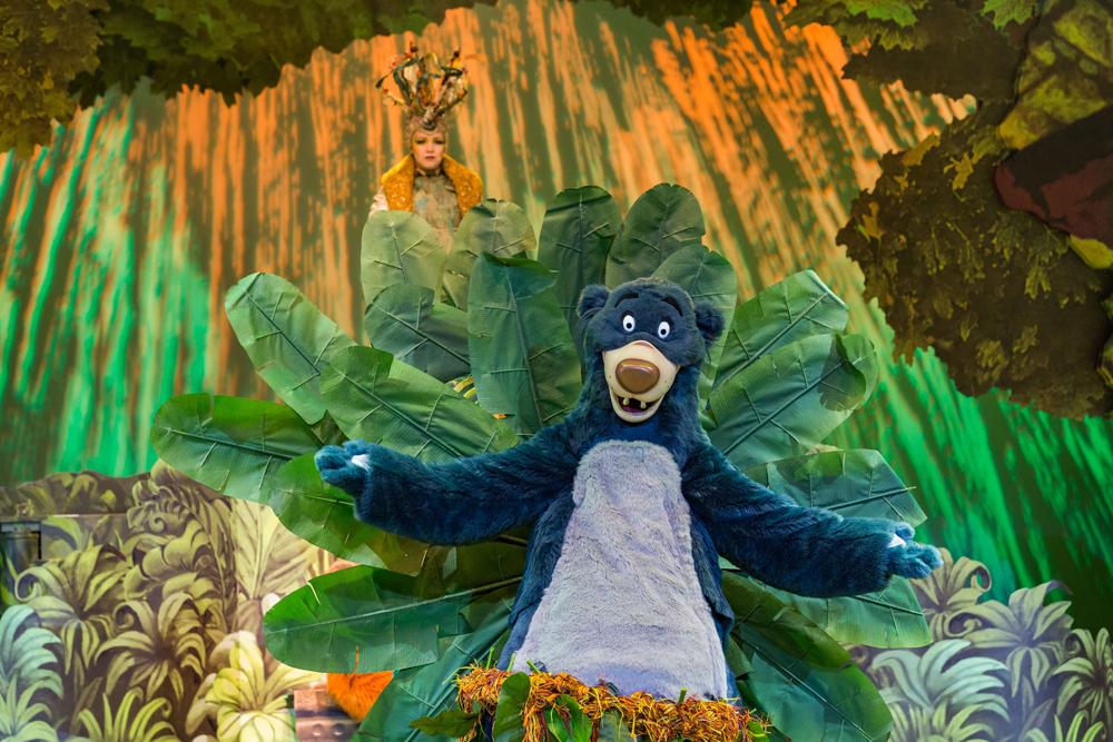 The Forest of Enchantment: A Disney Musical Adventure Disneyland Paris Espectaculos Horarios