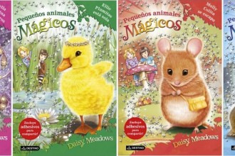 Pequeños animales mágicos Ed Planeta Libros para niños