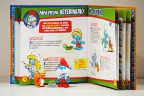 Colección Los Pitufos Profesiones - Planeta Agostini - Fascículos - Entregas - Fechas - Figuritas - Regalos