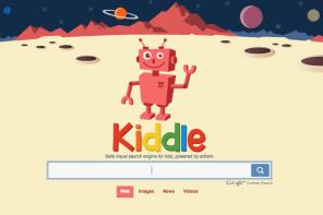 kiddle Buscador para niños basado en Google Safe Search