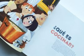 Te cuento en la cocina - Ferrán Adriá, disney, Carrefour