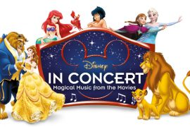 Disney in concert Magical Music from the Movies