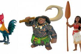 Set de figuras Vaiana - Comansi