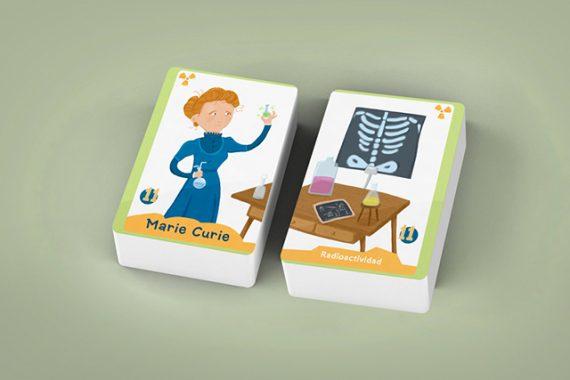 """Regalos para niños: Principia Kids - Baraja """"Ciencia a pares"""""""