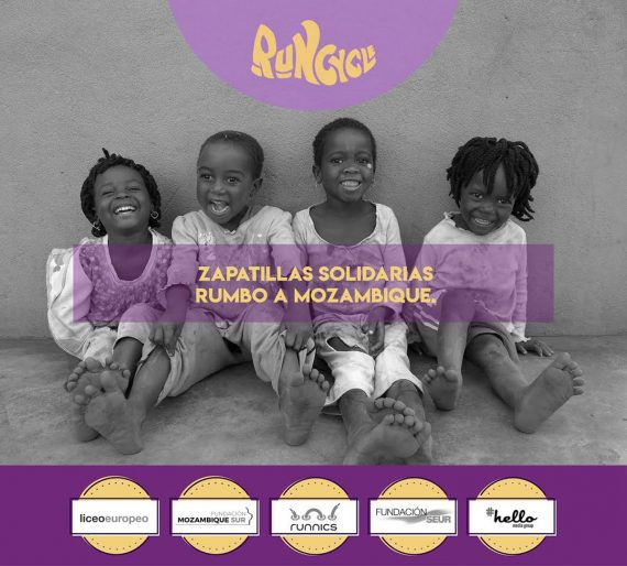 Running solidario: RUNCYCLE