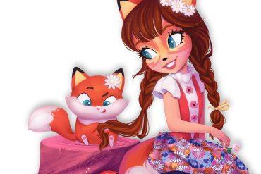 ENCHANTIMALS - Muñecas - Felicity Fox
