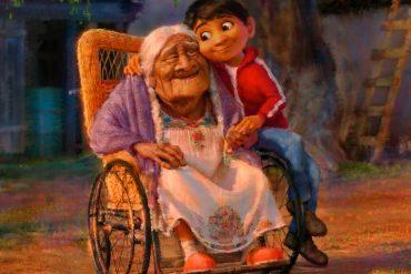 Coco - Disney Pixar abuela