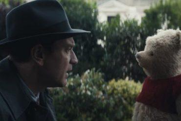 Christopher Robin - Winnie the pooh