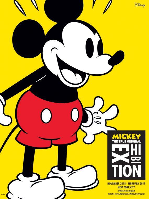 """""""MICKEY: THE TRUE ORIGINAL EXHIBITION"""" Nueva York"""