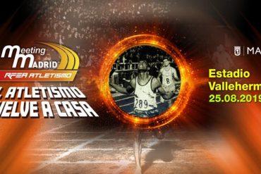 Atletismo y carreras -niños- Vallehermoso Madrid Meeting